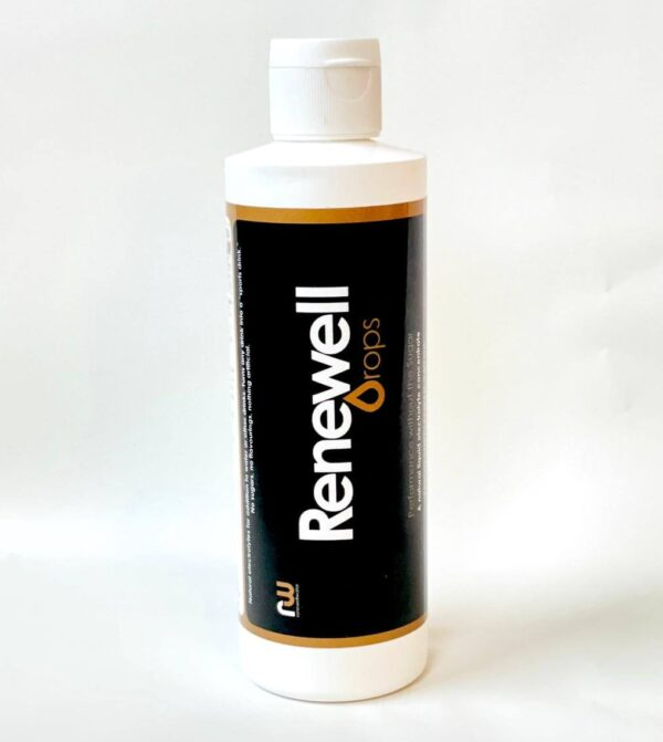 renewell mineral drops boast your electrolytes